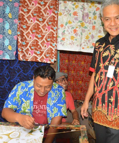 PWRI Programkan Promosi Batik Bernuansa Blora