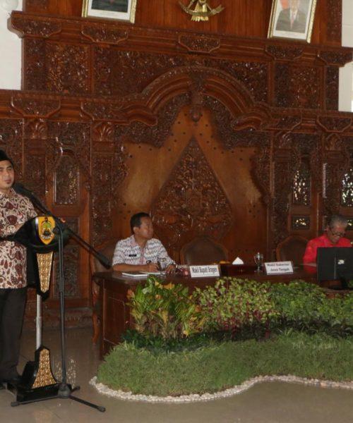 Kunjungi Sragen, Wakil Gubernur Jateng Bahas Penanggulangan Kemiskinan