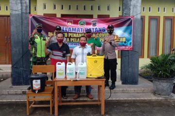 Sinergi Polres dan Kodim Blora Dirikan PPKM Mikro Hingga Tingkat Desa dan Kelurahan