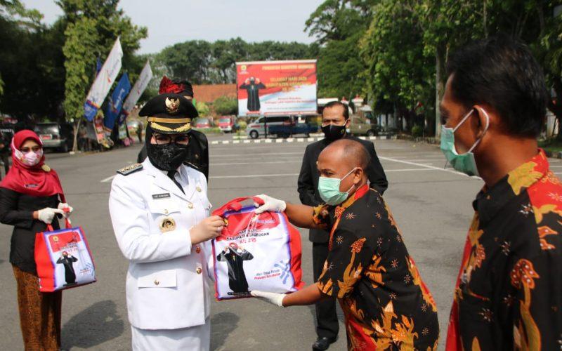 HUT ke-295 Grobogan, Merawat Semangat di Tengah Pandemi