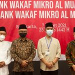 OJK Resmikan Dua Bank Wakaf Mikro di Surakarta