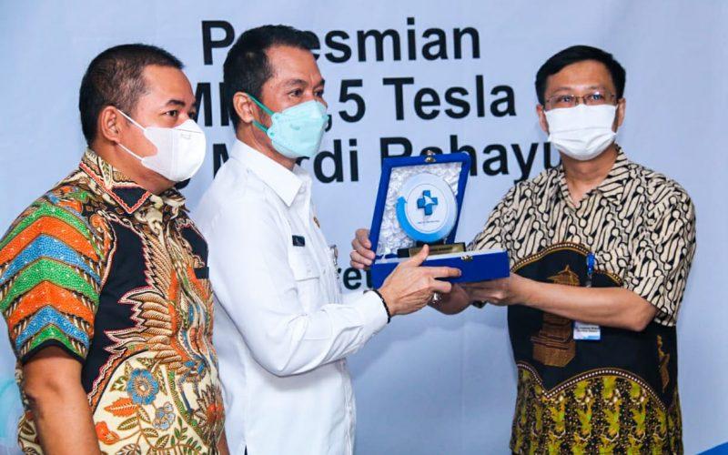 RS Mardi Rahayu Buka Pelayanan MRI 1,5 Tesla