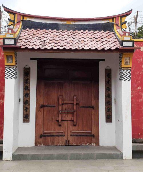 Rumah Merah Lasem, Bangunan Kuno Kekinian